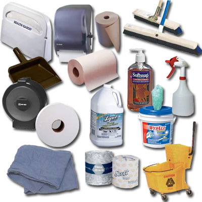 Tec Packaging Janitorial Supplies